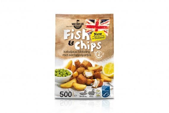 Nouveau produit commercialisé Fish & Chips