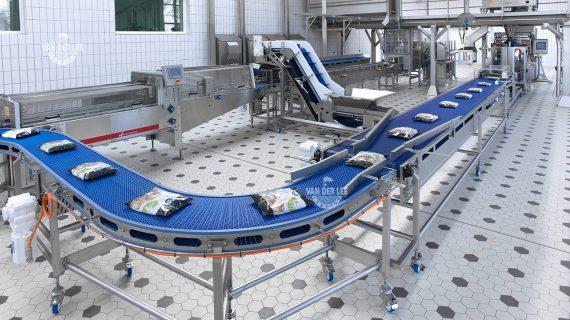 Nouvelle division d'emballage de Van der Lee Seafish représente un geste stratégique.
