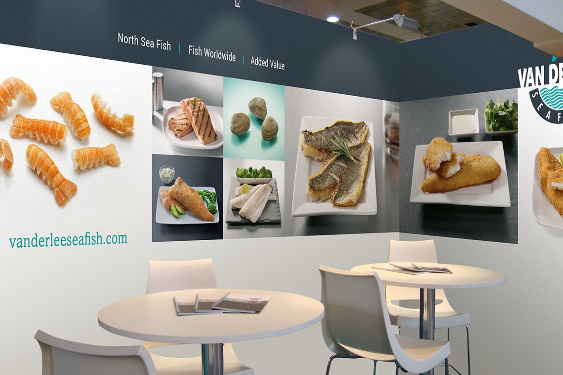 Venez nous rendre visite à la Seafood Expo Global à Bruxelles (le 25, 26, 27 avril).